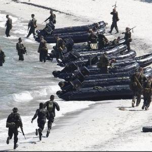 菲律宾:美相对中国有巨大军事优势 南海无战事